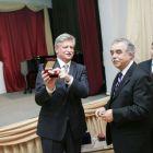 A Társaság tagjainak kitüntetése